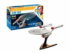 Revell 04991 U.S.S. Enterprise NCC-1701 1/600