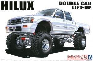 Aoshima 06131 Hilux Pickup Double Toyota 94 1/24