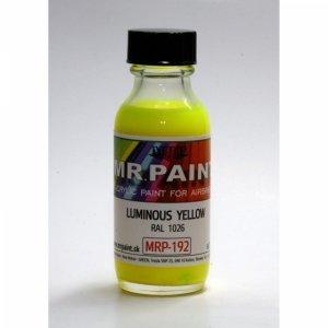 MR. Paint MRP-192 LUMINOUS YELLOW RAL 1026 30ml