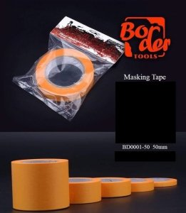 Border Model BD0001-S Masking tape: 50mm + 18mm
