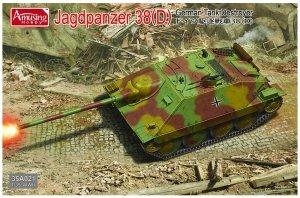 Amusing Hobby 35A021 Jagdpanzer 38(D) (1:35)