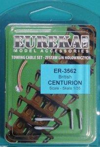 Eureka XXL ER-3562 Towing cable for British Centurion Tanks 1/35