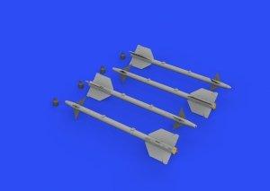 Eduard 632141 AIM-9M/ L Sidewinder 1/32