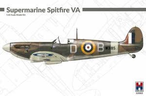 Hobby 2000 32003 Supermarine Spitfire VA 1/32
