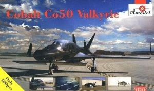 A-Model 72372 Cobalt Co50 Valkyria 1/72