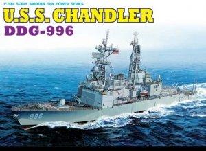 Dragon 7026 U.S.S. Chandler DDG-996 1/700