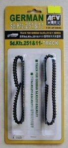 AFV Club 35096 SdKfz 251/11 Track