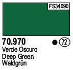 Vallejo 70970 Deep Green (72)