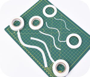 Border Model BD0002-2 Masking tape for curves: 2mm