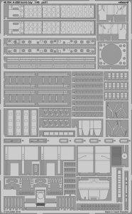 Eduard 48954 A-26B bomb bay REVELL 1/48