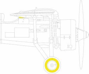 Eduard EX772 PZL P.11c ARMA HOBBY 1/48