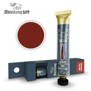 502 Abteilung ABT1124 Oxide Red