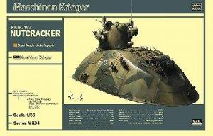 HASEGAWA MK04 (64004) P.K.H. 103 Nutcracker (1:35)