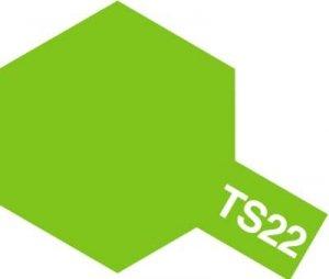 Tamiya TS22 Light Green (85022)