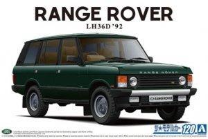 Aoshima 05796 Range Rover LH36D '92 1/24