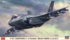 Hasegawa 02366 F-35A Lightning II (A Version) 'Beast Mode J.A.S.D.F.' Limited Edition 1/72
