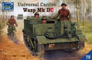 Riich Models RV35037 Universal Carrier Wasp Mk IIC 1/35