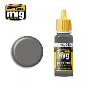 AMMO of Mig Jimenez 263 - IJN Medium Grey 17ml