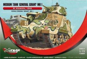 Mirage Hobby 728004 Grant Mk I El Alamein (1:72)