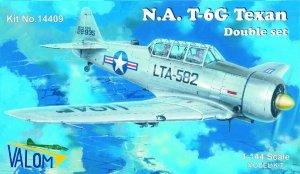 Valom 14409 N.A. T-6G Texan 1/144