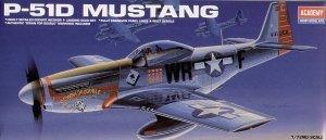 Academy 12485 P-51 D Mustang (1:72)