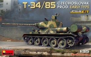 Miniart 37069 T-34/85 Czechoslovak Prod. Early Type 1/35