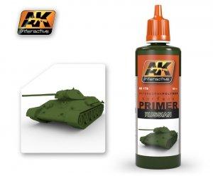 Ak Interactive AK 179 Russian Primer 60ml