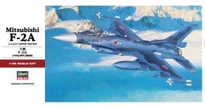 Hasegawa PT27 Mitsubishi F-2A 1/48