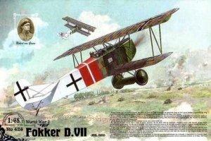 Roden 424 Robert von Greim Fokker D.VII (Alb.late) World War I
