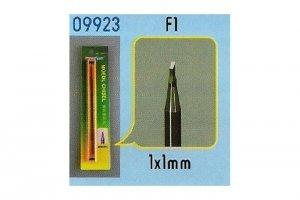 Trumpeter 09923 Chisel F1 dłuto 1x1mm
