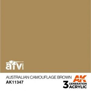 AK-Interactive AK 11347 Australian Camouflage Brown 17ml