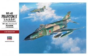Hasegawa PT30 RF-4E Phantom II 'J.A.S.D.F.' 1/48