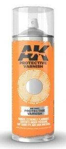AK Interactive AK 1043 PROTECTIVE VARNISH LACQUER Spray 200 ml.