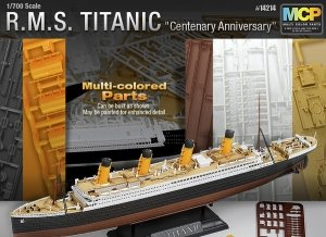 Academy 14214 R.M.S. TITANIC 1/700