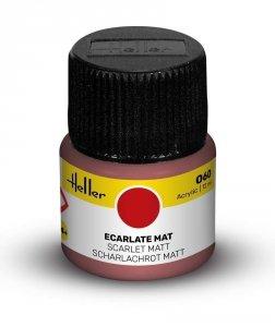 Heller 9060 060 Scarlet - Matt  12ml