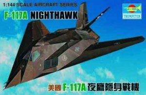 Trumpeter 01330 Lockheed F-117A Nighthawk 1/144