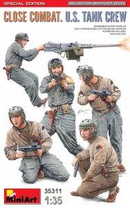 MiniArt 35311 Close Combat U.S. Tank Crew 1/35