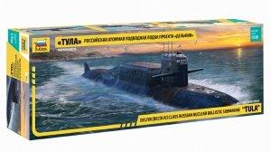 Zvezda 9062 Russian Nuclear Ballistic Submarine Tula 1/350