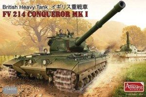 Amusing Hobby 35A006 British Heavy Tank FV214 Conqueror Mk I 1/35
