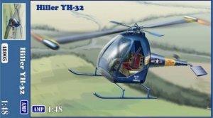 AMP 48005 Hiller YH-32 1/48