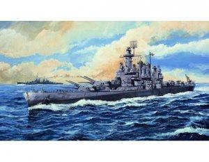 Trumpeter 05735 USS WASHINGTON BB-56 1/700