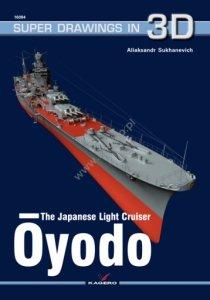 Kagero 16084 The Japanese Light Cruiser Oyodo EN