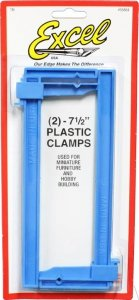 Excel 55664 Large Adjustable Plastic Clamp 7 cali
