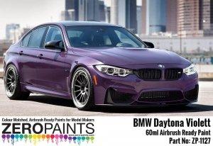 Zero Paints ZP-1127 BMW Daytona Violett Paint 60ml