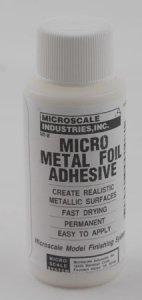 Microscale MI-8 Micro Metal Foil Adhesive