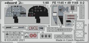 Eduard FE1145 Il-2 for ZVEZDA 1/48