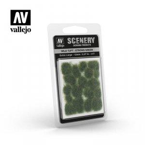 Vallejo Scenery SC427 Wild Tuft – Strong Green