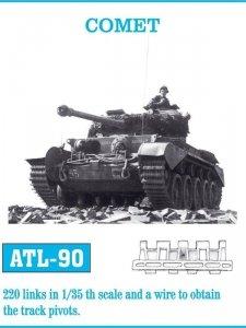 Friulmodel 1:35 ATL-90 COMET