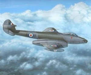 MPM 72560 Gloster Meteor PR Mk.10 (1:72)
