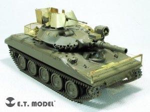 E.T. Model E35-288 U.S. M551 SHERIDAN Airborne Tank Vietnam War For TAMIYA 35365